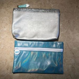 Lot of 2 Ipsy Glam Bags